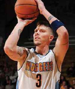 Miller with Nuggets